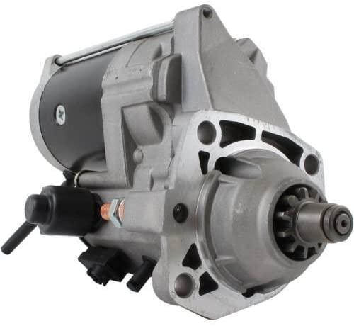 Discount Starter & Alternator Replacement Starter For John Deere 9.0L Diesel RE520634 WTS Combines T660 T670
