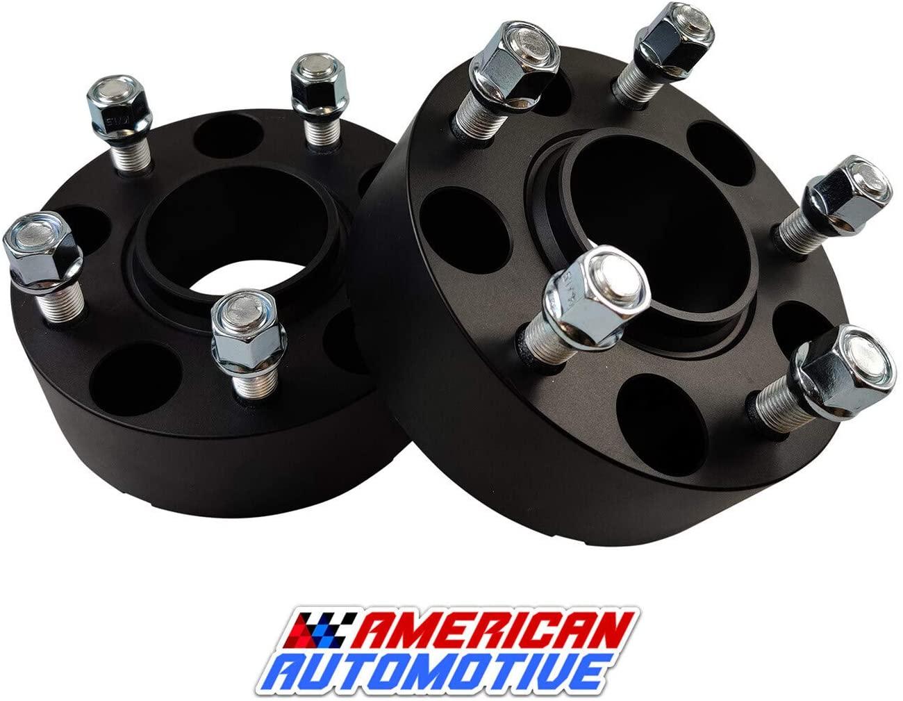 American Automotive 2pc 2 inch 5 x 5