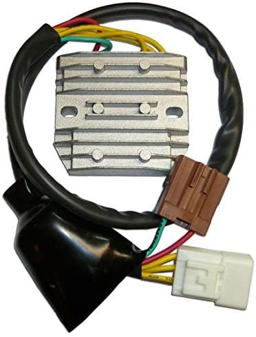 DZE 2413 Voltage Regulator Replaces Honda XLV1000 Varadero #31600-MBT-D21