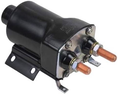 Rareelectrical NEW 24V SOLENOID COMPATIBLE WITH FREIGHTLINER MEDIUM/HEAVY TRUCK CLASSIC DD 60 SERIES 1990-1992