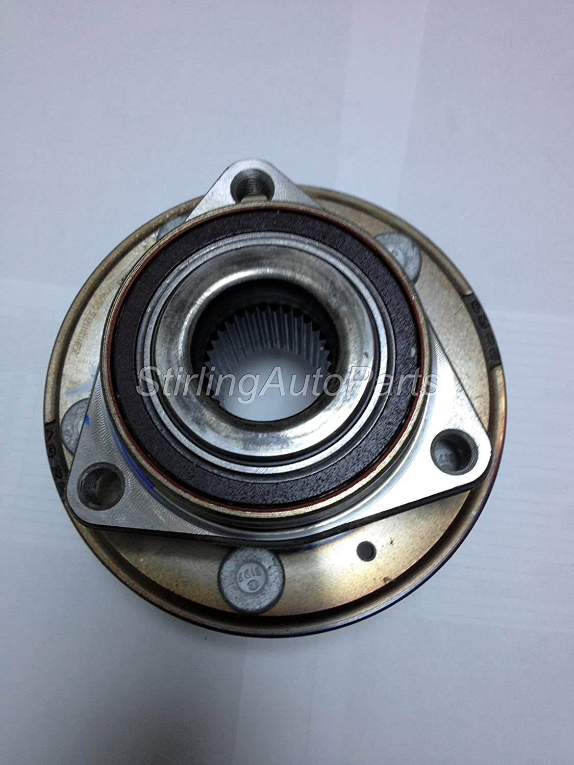 Stirling - 2012 Fits Chevrolet Camaro LS Rear Wheel Bearing and Hub Assembly x 2