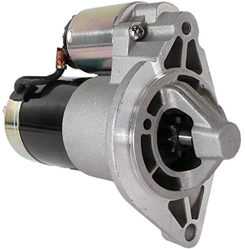 New Total Power Parts SMT0077 Starter Compatible with/Replacement For: Jeep Grand Cherokee Wrangler Tj 4.0L V6 1999 2000-2002