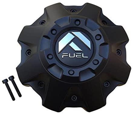 Fuel Offroad Matte Black Center Cap Cap 1002-48BR Cap M-854BK04 904-14 1001-63-B