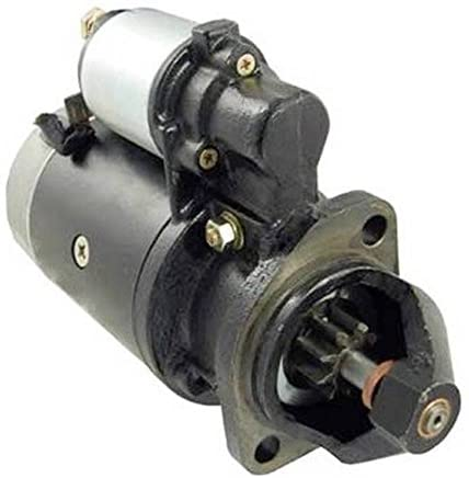Rareelectrical NEW STARTER MOTOR COMPATIBLE WITH STEYR TRACTOR 8060 1980-ON 0001362072 31100090017 11.130.709
