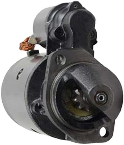 Rareelectrical NEW STARTER COMPATIBLE WITH SLANZI ENGINE DVA1750 1.8L 1987 1988 1989 0001363113 1215-3836