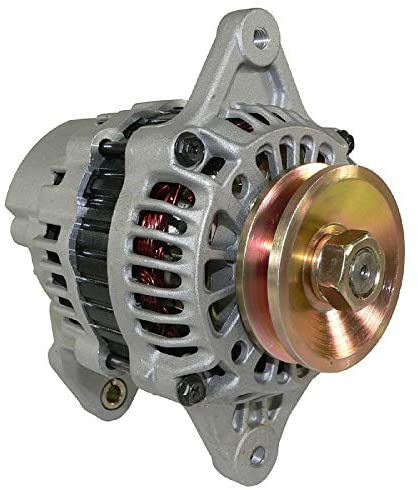 New Total Power Parts AMT0061 Alternator Compatible with/Replacement For Nissan Fork Lift Kah Kap All KCH02 1994-On, KH01 1993-On, TCM FG20N FG23N 1992-On, FHG20N FHG25N 1987-On H25 Eng