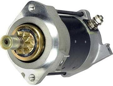 Rareelectrical NEW STARTER COMPATIBLE WITH YAMAHA OUTBOARD 115TJR 115TLR 130TLR 150TJR C115 C150 D150 P150 P.