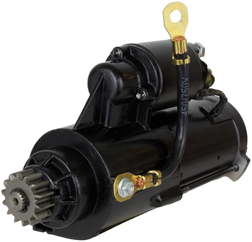 Rareelectrical NEW STARTER MOTOR COMPATIBLE WITH MARINER MARINE 200CXL 200CXXL 200L 200XL 200XXL 9000974 5400