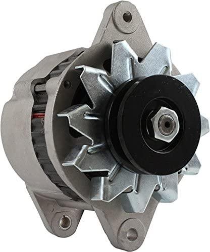 Discount Starter & Alternator Replacement New Alternator For Deutz Allis Tractors 5230 Toyosha Diesel 1986-1992 LR135-58B