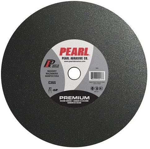 Pearl 14 x 3/16 x 1 Chop Saw Wheels - Masonry (Pack of 10)