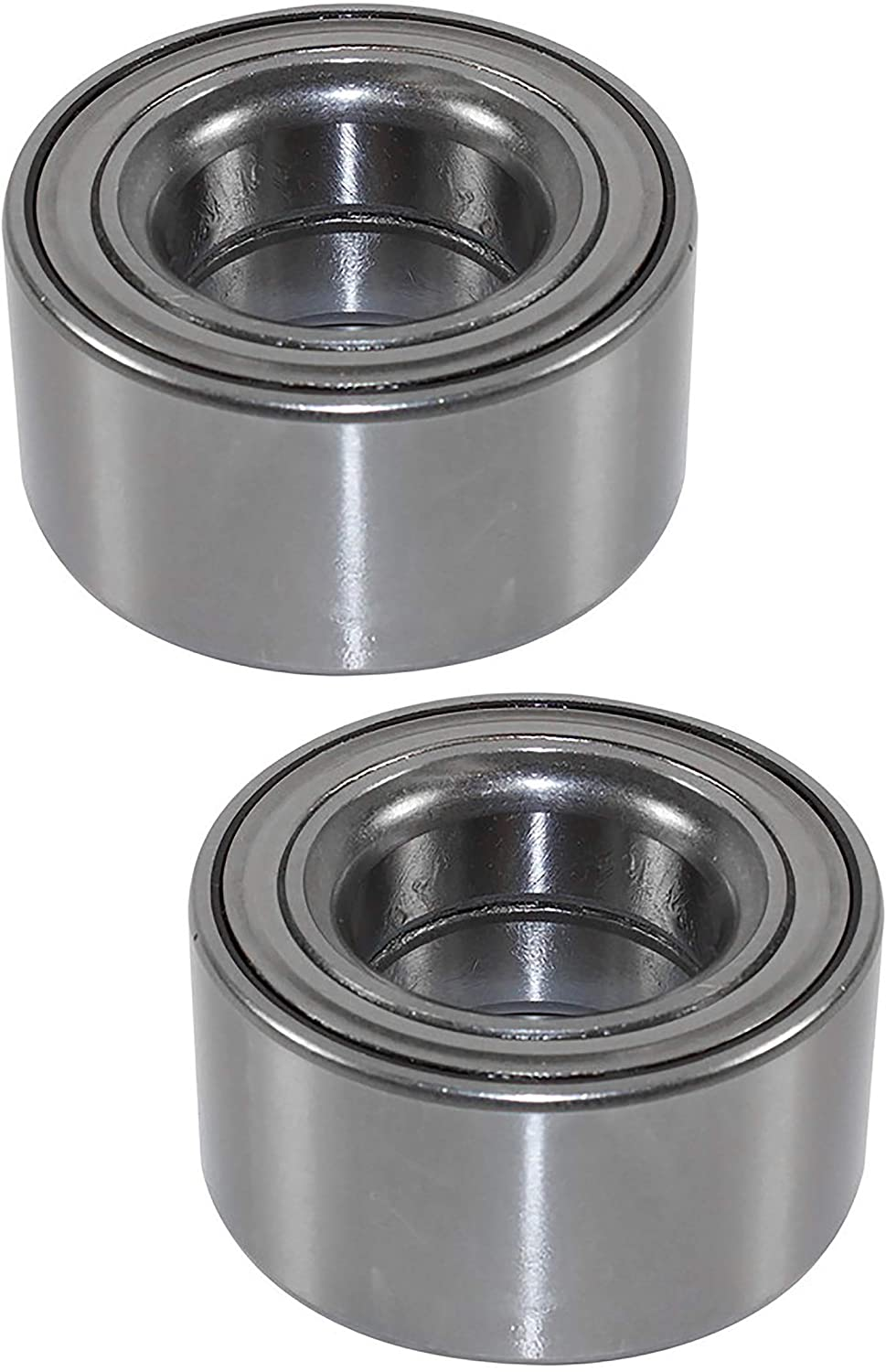 Wheel Bearing Front Set of 2 Compatible With Jaguar 2002 2003 2004 2005 2006 2007 2008 X-Type