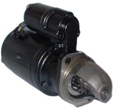 Rareelectrical NEW STARTER MOTOR COMPATIBLE WITH HATZ V95 E108 V108 Z108 DIESEL 40000901 50183500 40000900
