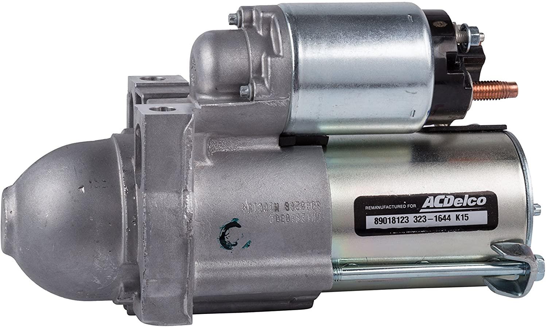 ACDelco 323-1644 GM Original Equipment Starter, Remanufactured