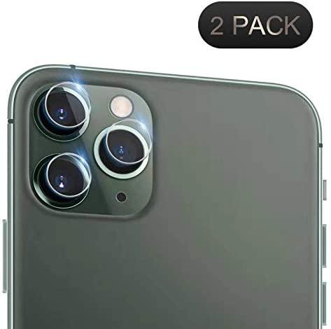 [2 Pack] VESETA-QILI Camera Lens Protector for iPhone 11 Pro(5.8