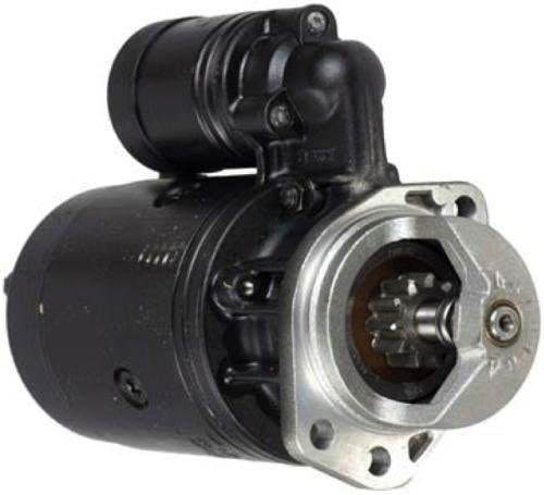 Rareelectrical NEW STARTER MOTOR COMPATIBLE WITH 0-001-362-700 SR931X 0-986-015-420 S345 117-7441 117-8670