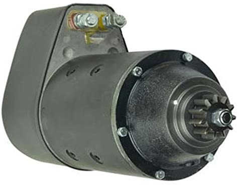 Rareelectrical NEW 24V STARTER COMPATIBLE WITH DETROIT DIESEL 0-001-510-003 E1R24XH7623 1701034 5217300000