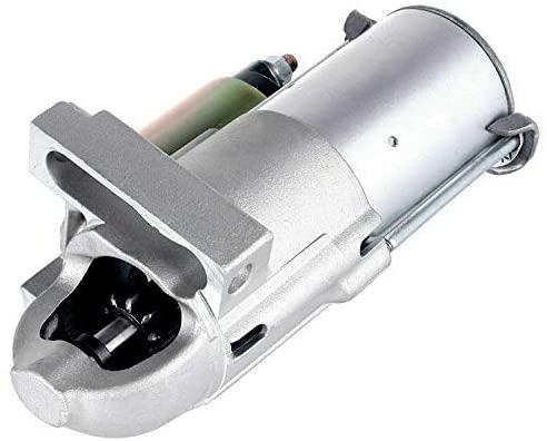 MOTOOS SDR0189 New Starter Motor Fits for 1997-2005 Buick Century 3.1L V6 1997-2005 Chevrolet Venture 3.4L V6 1998-2002 Chevrolet Cavalier 2.2L l4 2005 Chevrolet Uplander Pontiac G6 3.5L V6 6491N