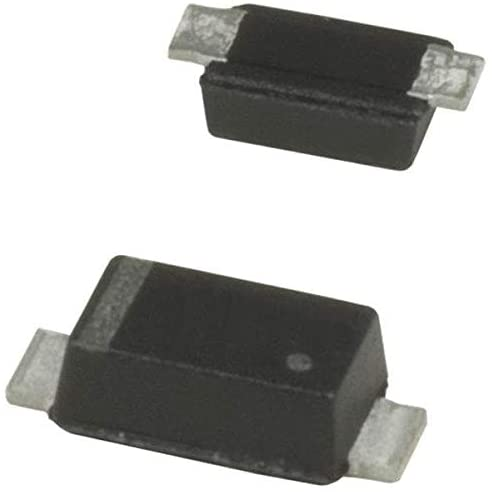 Schottky Diodes & Rectifiers Schottky Barrier Diode, Pack of 1000 (BAT42XV2)
