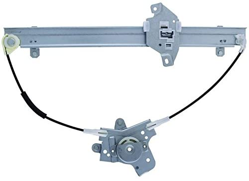 New Window Regulator Front Drivers Side Left LH Replacement For 1996 1997 1998 1999 2000 Hyundai Elantra 740-694 11R111 82403-29010 82403-29012 98810-29010 850194