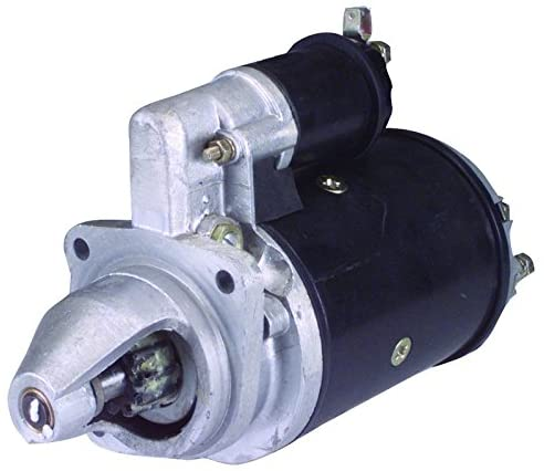 New Starter Replacement For Massey Ferguson Tractor Perkins MF165 MF168 1691-806-R1 1860093M2 1868285M1 1868285M2 1868285M3 1868285R3 1868287T 2873D001