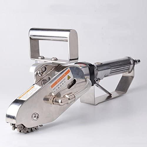 cjc Pneumatic Cardboard Carton Box Waste Stripper Stripping Machine Waste Cardboard Trimming Tool 5500rpm - Dual Claw