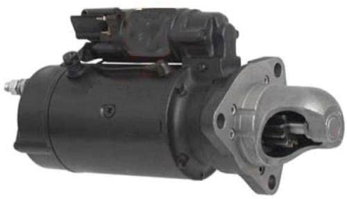 Rareelectrical NEW 24V 12T STARTER MOTOR COMPATIBLE WITH CATERPILLAR TRACK TRACTOR D5H D6H D7H 9X4453