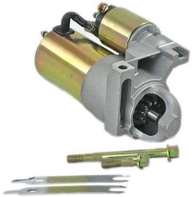 Rareelectrical NEW HIGH TORQUE STARTER COMPATIBLE WITH 93-99 VOLVO PENTA MARINE INBOARD 3.0GL 3.0GS 930707 ST96