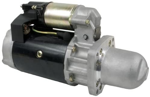 STARTER COMPATIBLE WITH JOHN DEERE TRACTOR FARM 4040 4050 4055 4240 4250 4255 4350 4440 16635