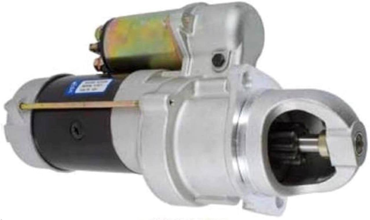 Rareelectrical NEW STARTER COMPATIBLE WITH JOHN DEERE POWER UNIT EA-135 EA-152 EA-180 AT18150 AT25619 RE19187 TY1458 TY25994 TY6620