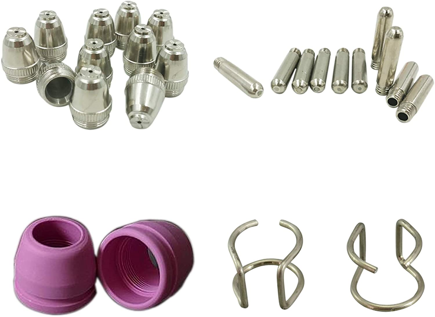 KICKINGHORSE P40 Plasma Cutter Consumable Kit for SG55 AG60 torch