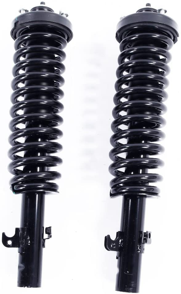 Pair Front Driver and Passenger Side Complete Strut & Spring Assembly fit for 1994-97 Honda Accord - 171989