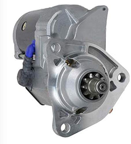 Rareelectrical NEW STARTER COMPATIBLE WITH INTERNATIONAL 5000 6000 7000 8000 9000 SERIES 3520840C91 228000-6351