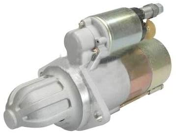 Rareelectrical NEW STARTER COMPATIBLE WITH MERCRUISER MARINE INBOARD ENGINES MODEL 7.4L MIE MPI L29 GEN VI GM 7.4L 454CI 8CYL 1998-2000 50-808011A1
