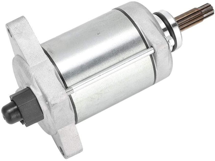 Enrilior Starter Motor 31200-HP5-601 Fits Compatible with H-O-N-D-A All-Terrain Vehicle (ATV) TRX450ER 2006 450cc