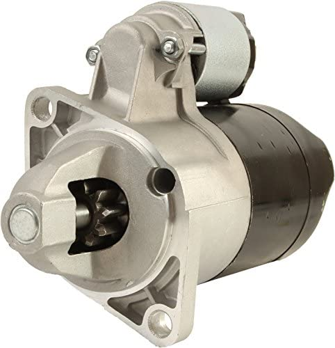 Rareelectrical NEW STARTER COMPATIBLE WITH JOHN DEERE ENGINE 2FG-7 2FG-9 2FGL-7 2FGL-9 3SG-7 128000-8131