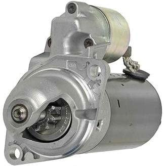 Rareelectrical NEW STARTER MOTOR COMPATIBLE WITH BUKH MARINE ENGINE DV8MF DIESEL LRS01248 58400890 56342 D6RA29