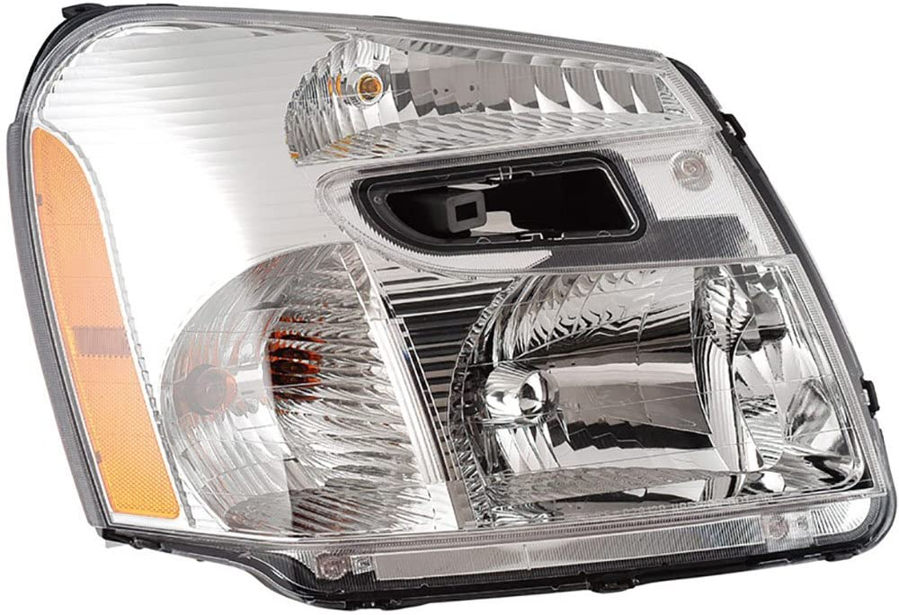 For Chevrolet Equinox 2005 2006 2007 2008 2009 Right Passenger Side Headlight Assembly - BuyAutoParts 16-00450AN New