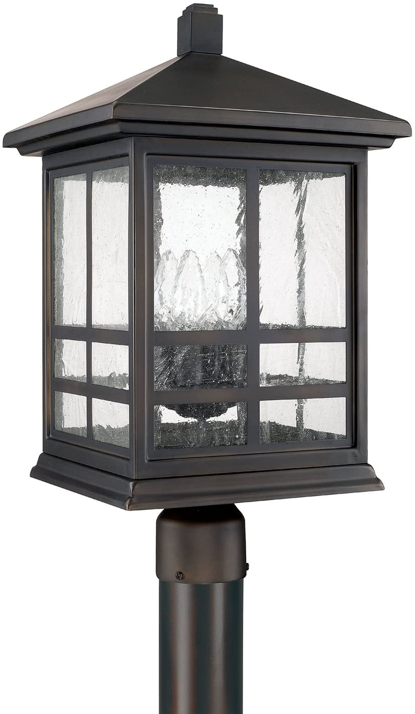 Capital Lighting 9915OB Four Light Post Lantern