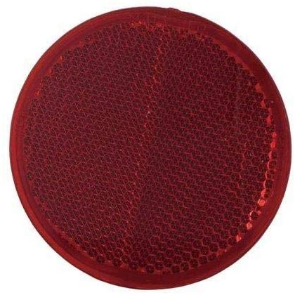 Go-Parts - for 2009 - 2020 Toyota Sienna Tail Light Reflector - Right (Passenger) Side 81910-02040 TO2830104 Replacement 2010 2011 2012 2013 2014 2015 2016 2017 2018 2019