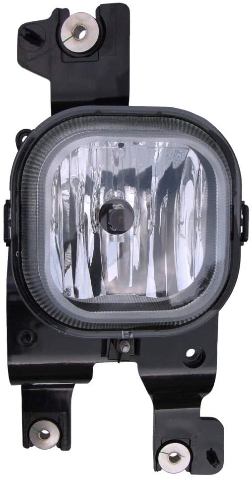 KarParts360: For 2008 2009 2010 FORD F-250 SUPER DUTY Fog Light Assembly Passenger (Right) Side w/Bulbs Replaces FO2593223