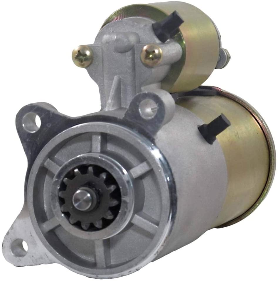 Rareelectrical STARTER MOTOR COMPATIBLE WITH 05 07 08 09 FORD MUSTANG 4.6 281 V8 YC3U-11000-AC 5L34-11000-AA