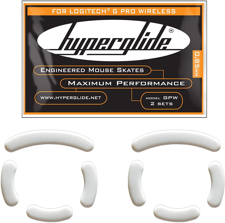 Hyperglide Mouse Skates for Logitech G Pro Wireless