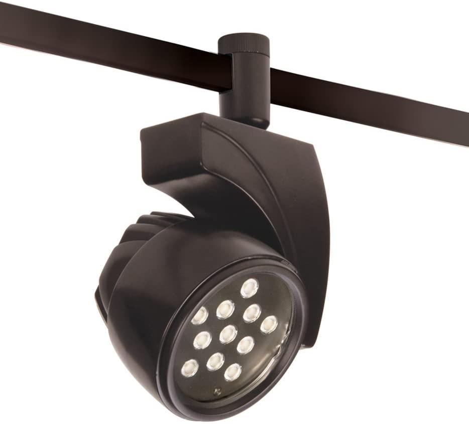 WAC Lighting HM1-LED27S-35-DB 27W Reflex Track Head for Flexrail, Spot, 3500K
