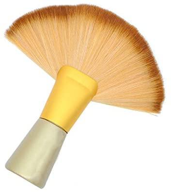 ROSENICE Professional Barber Neck Duster Brush Hair Cutting Brush for Salon Stylist Barber