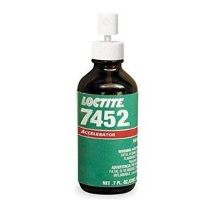 Adhesive, Accelerator, 0.7 fl. oz. Spray