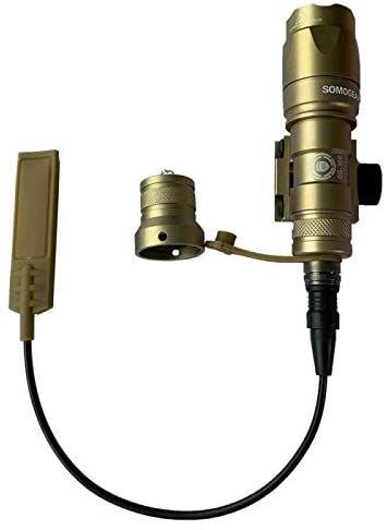 Oyep SomoGear Tactical Scout Light with Remote Pad