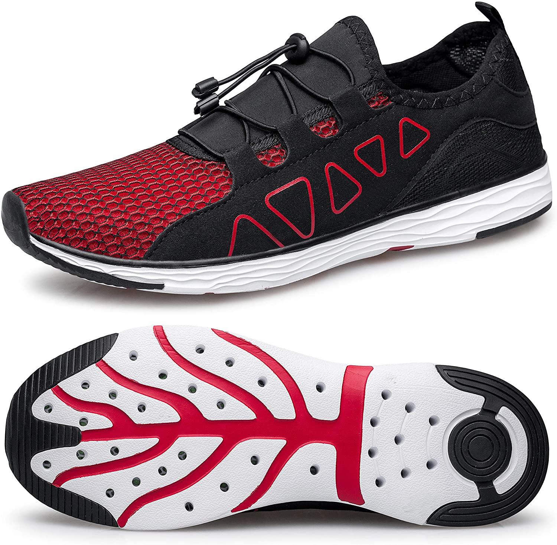 vibdiv Men's Water Shoes
