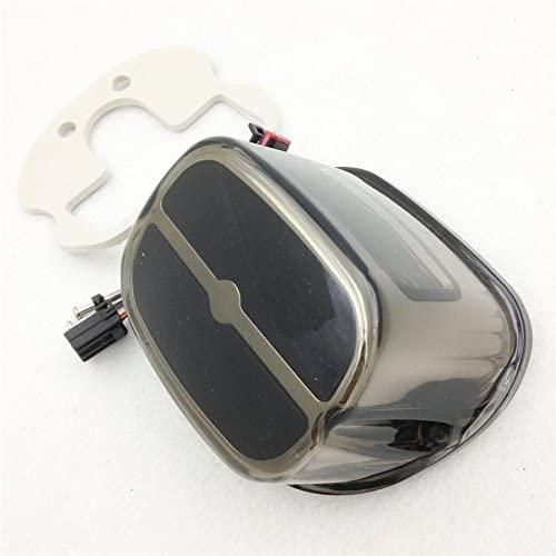 HTTMT MT355-SL-C-S Tail Brake Running Light Compatible with Harley Davidson 2000-later FLST FLSTF FLSTSB FLSTC Smoke Lens