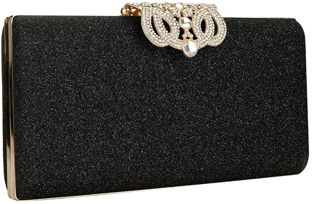 Clutch Purse for Women Handbags Evening Clutch Bag for Daily Use Wedding Cocktail Party Travel