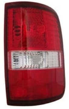 Go-Parts - for 2004 - 2006 Ford F-150 Tail Light Rear Lamp Assembly Replacement - Right (Passenger) 5L3Z 13404 CA FO2801182 Replacement 2005